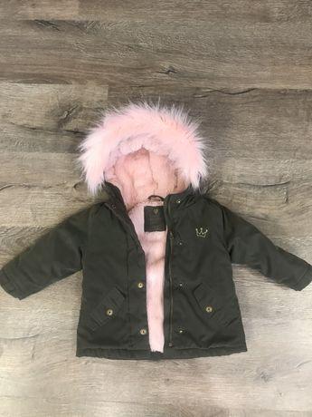 Парка, куртка для малышки