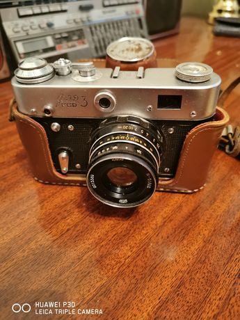 Фэд-3 фотоаппарат ссср