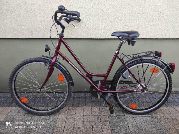 """Rower miejski damski""""damka""""26cali La Bicidetta"""