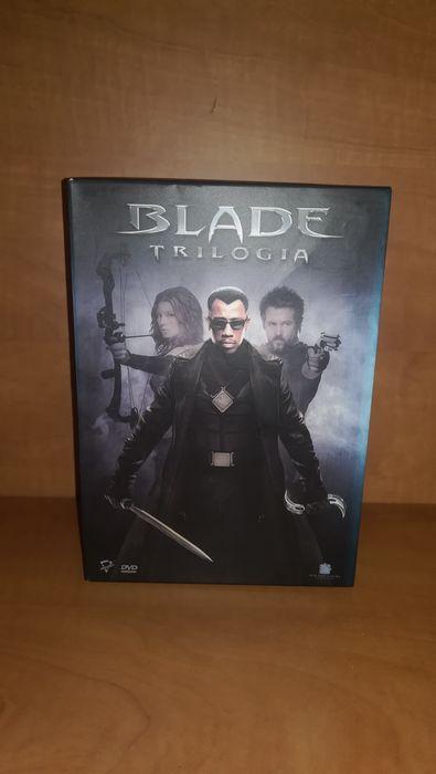 Trilogia Blade (Como Novo) Parque das Nações - imagem 1