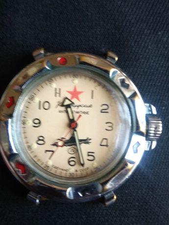 Продам советские наручные механические водонепроницаемые часы Восток-к