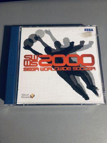 Sega Worldwide Soccer 2000 - Dreamcast