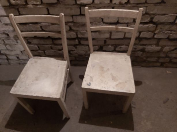 Krzesła kuchenne prl