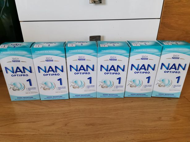 6x NAN optipro 1  Wysyłka 1zl