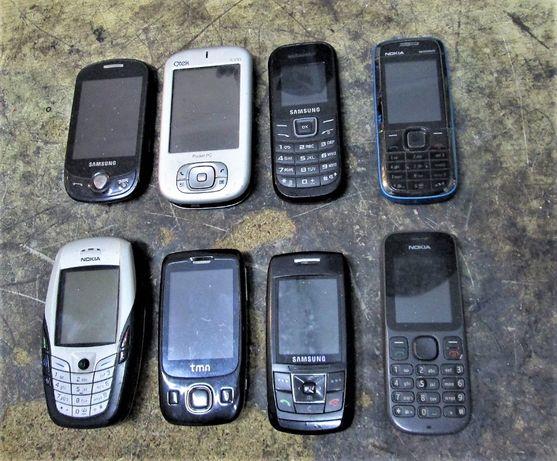 telemóveis / diversos