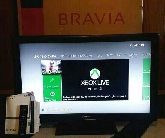 Telewizor Sony Bravia Full HD LCD 40 cali