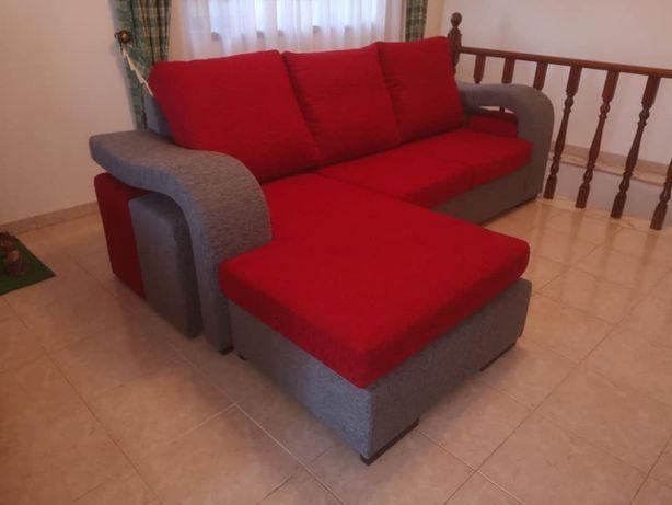 Sofá Onda com 230 cm, novo de fábrica