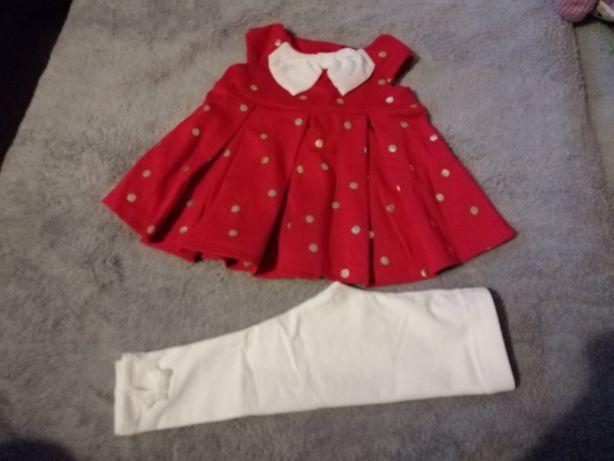 Sukienka rozmiar 62