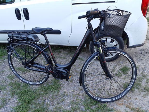 Электровелосипед Hercules Roberta 8 електро велосипед