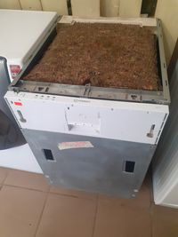 Zmywarka Indesit 45cm, do zabudowy, sprawna