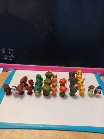 Игрушки из последней акции Сильпо