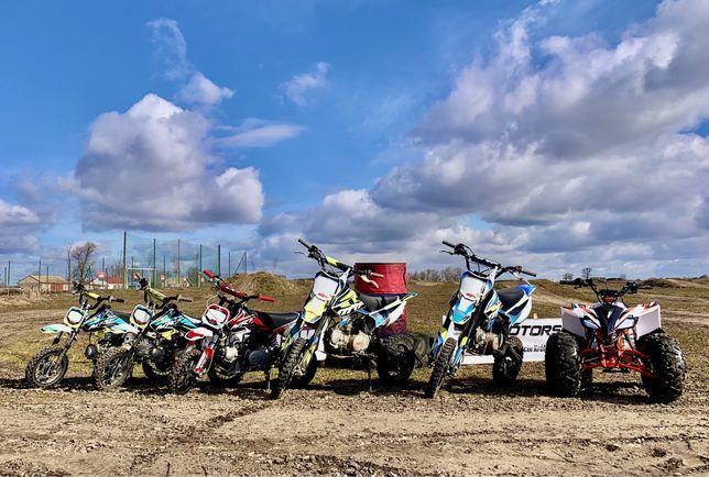 Wypożyczalnia Motocykli Cross Pit Bike i Quadow
