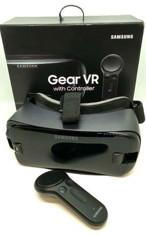 Okulary Samsung Gear VR 2018 SM-R325 z kontrolerem - stan idealny.