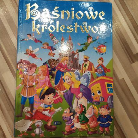 Książka Baśniowe królestwo