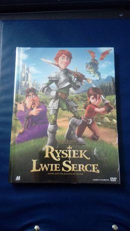 Rysiek Lwie Serce (booklet) DVD
