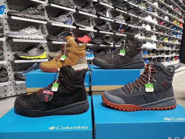 Оригинальные ботинки Columbia Fairbanks Omni-heat BM2806-010 BM2806053