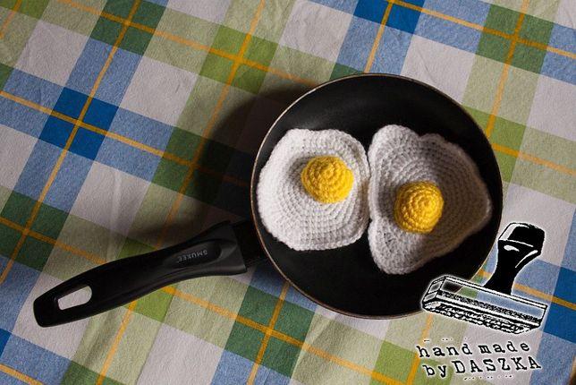 Zabawki jajecznica