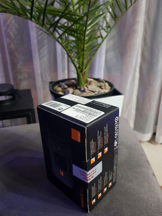 Router Airbox 2 Plus Model E5577Cs-321 NOWY nie otwierany kolor Black Mirków - image 1