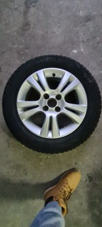 Opel  Corsa Meriva koło 4x100 6jx15 h2 et39