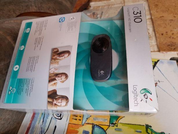 Веб-камера Logitech C310 HD Webcam. Гарантия 6м. Акция до 1 октября.