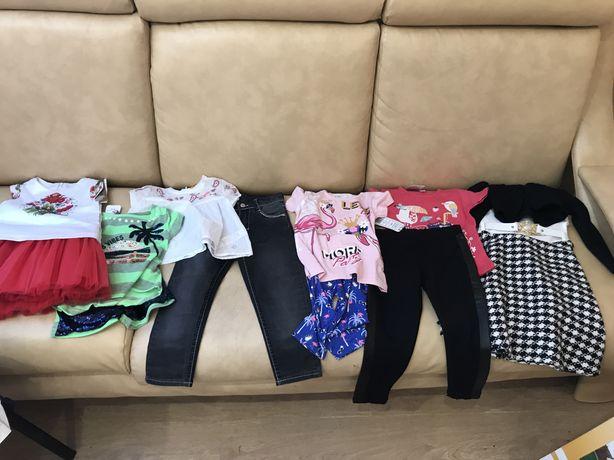 Одежда для девочки  98-104