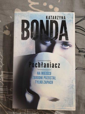 Pochłaniacz - Katarzyna Bonda