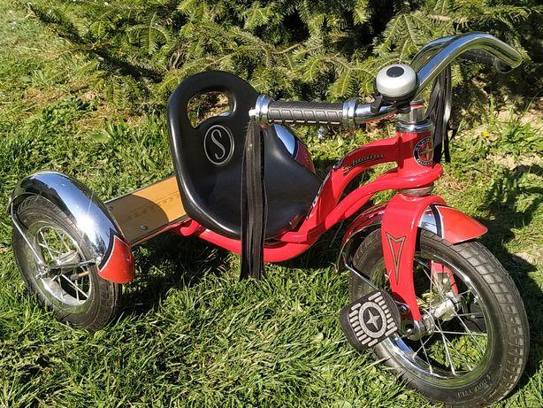 Велосипед трехколесный Schwinn Roadster Trike Красный