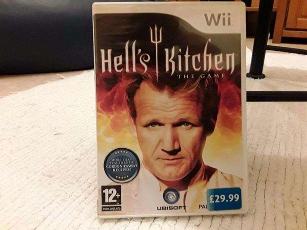 4€ - Hell's Kitchen - The game Wii/Wii U
