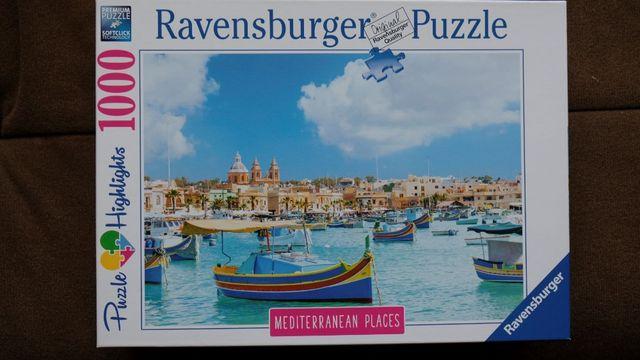 Puzzle 1000 - Malta