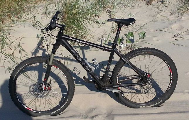 Skradziony rower - 1000zł nagrody Radon ZR Team 2011