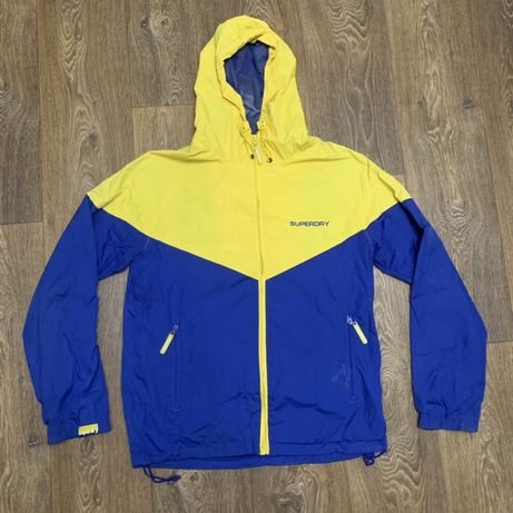 Ветровка SuperDry (L), levis x ukraine x nike x adidas