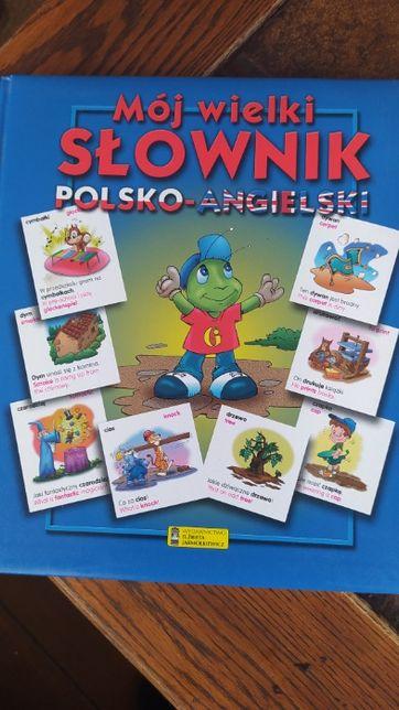 Mój wielki słownik polsko-angielski