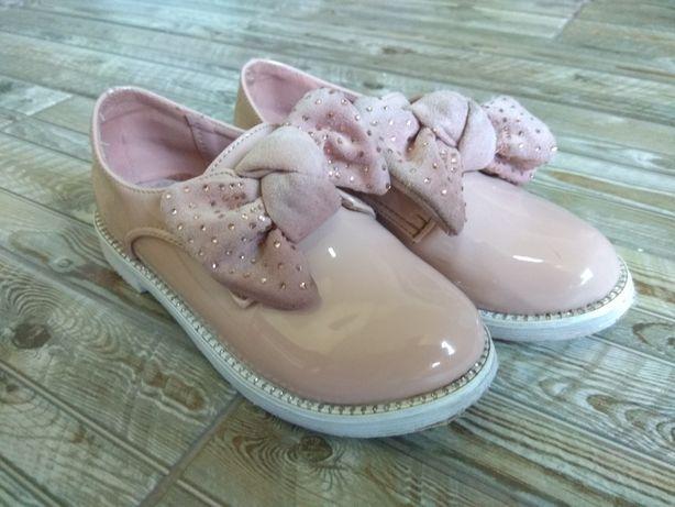 Туфлі для дівчинки (устілка 18см)