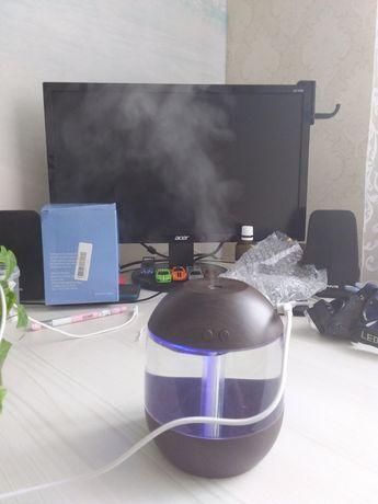 Зволожувач повітря туман.