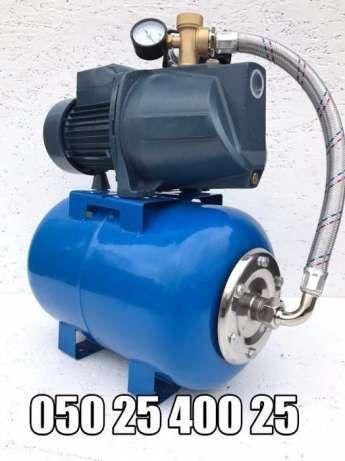 Насосная станция для воды JSW 10. АКЦИЯ! КОМПЛЕКТ
