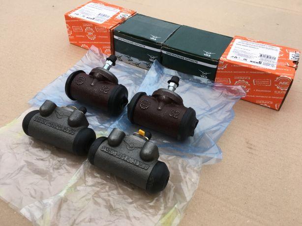 Gaz 69 Aro Muscel Aro M461 Zestaw cylinderków hamulcowych przód+tył
