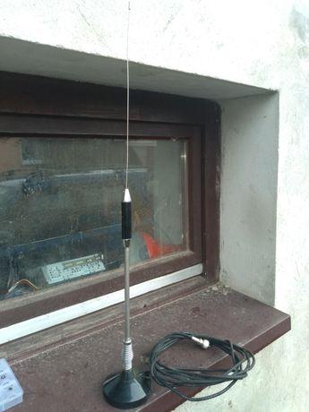 Antena cb radio na magnes  sprzedam