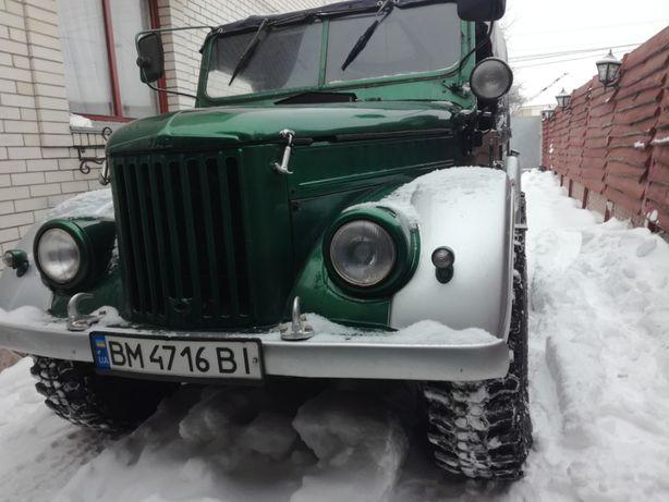 Продам ГАЗ 69 фаэтон-В оригинал отличное состояние.