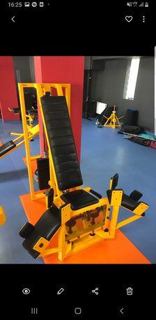 Przywodziciel odwodziciel 2w1 siłownia maszyna na nogi arete sport