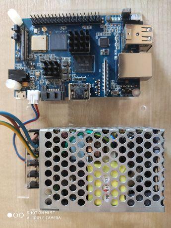 Sprzedam Banana Pi M3 2GB RAM + 8GB EMMC Octa-Core WiFi