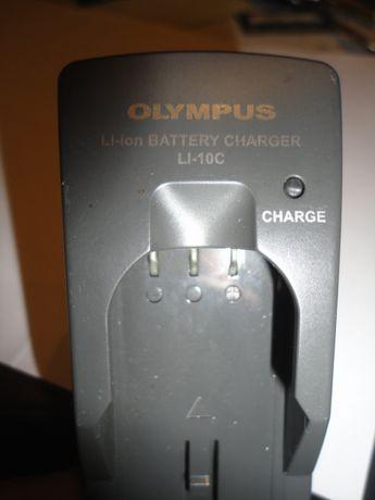 Carregador Baterias Li-ion Olympus LI-10C