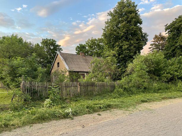 Sprzedam siedlisko - okolice Augustowa