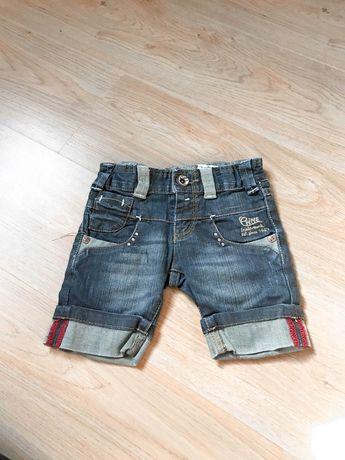 Шорты джинсовые на 3-4 года