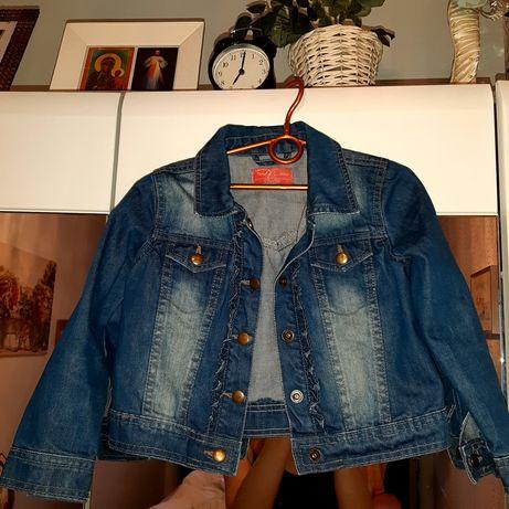 Katana jeansowa r 110cm