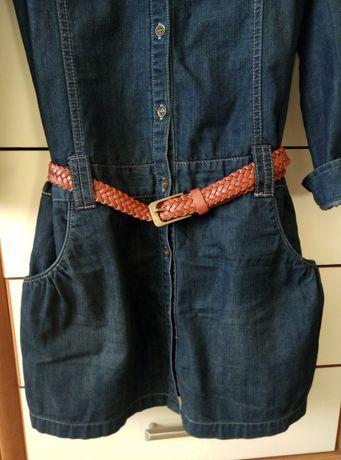 Платье джинсовое. Р.40