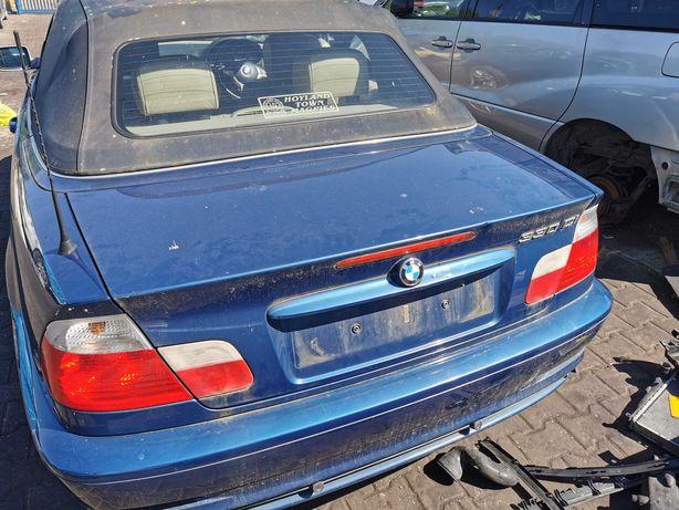 Trzecie światło stop BMW 3 E46 cabrio