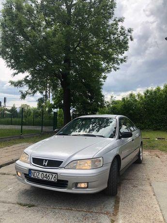 Zadbana Honda Accord VI 1.6 benzyna TYLKO DZIŚ