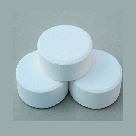 Хлорные таблетки для дезинфекции бассейна, полов, помещений, предметов