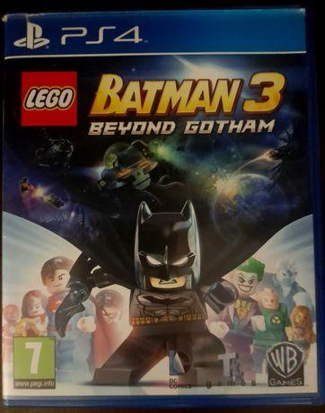 Gra na ps4 Lego Batman