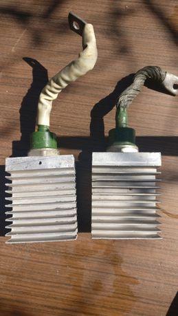 Диоды с радиатором